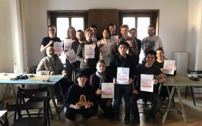 2019年3月16日・17日に 立命館大学生が主催するチェコ(プラハ)で開催された 将棋大会にメインスポンサーとして協賛させて頂いております。