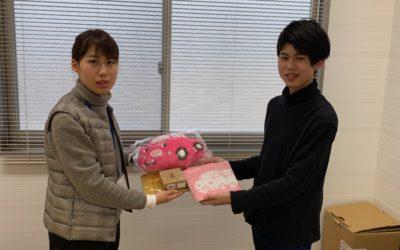 亀岡市のクリニックもみじ様にて将棋講座を開催し、ブーブーパークノート、ぬいぐるみ、将棋セットを寄贈させていただきました。